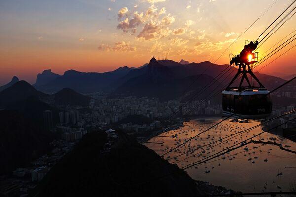 Rio de Janeiro, Brazylia - Sputnik Polska