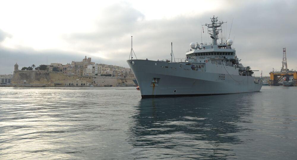 HMS Enterprise