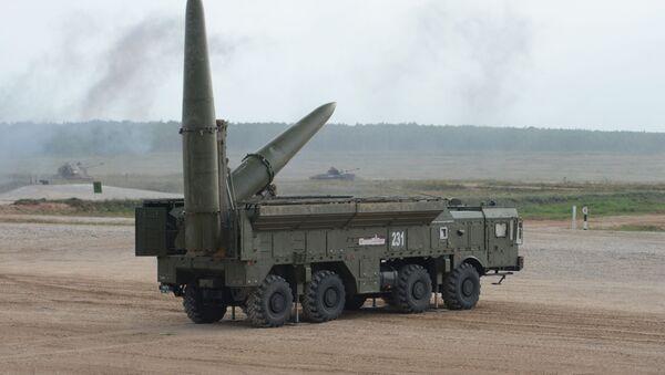 "System rakietowy ""Iskander"" - Sputnik Polska"