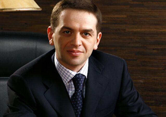 Wiceminister sprawiedliwości Ukrainy Gia Getsadze