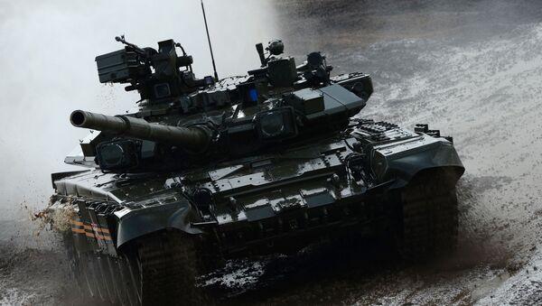Czołg Т-90А - Sputnik Polska