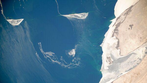 Jezioro Aralskie - Sputnik Polska