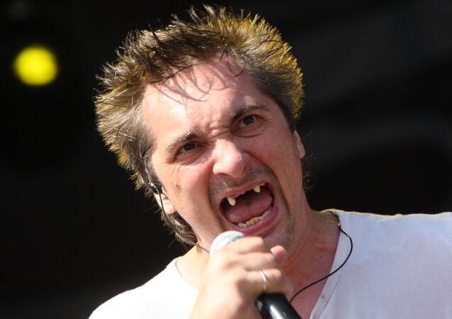Rosyjski piosenkarz Michaił Gorszeniow