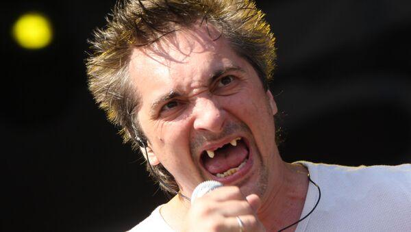 Rosyjski piosenkarz Michaił Gorszeniow - Sputnik Polska
