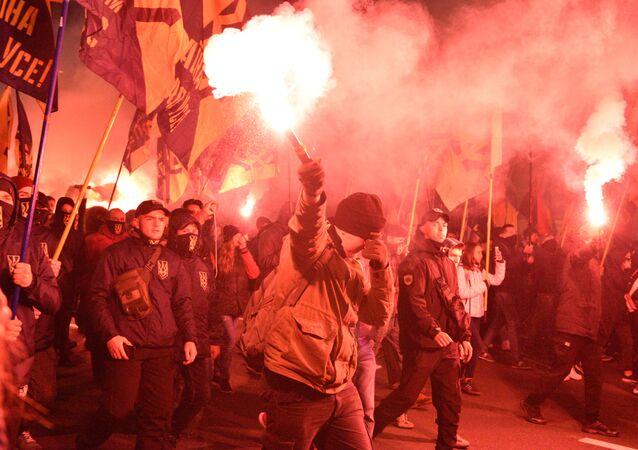 Ukraińscy nacjonaliści