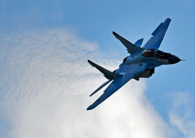 Rosyjski myśliwiec MiG-35
