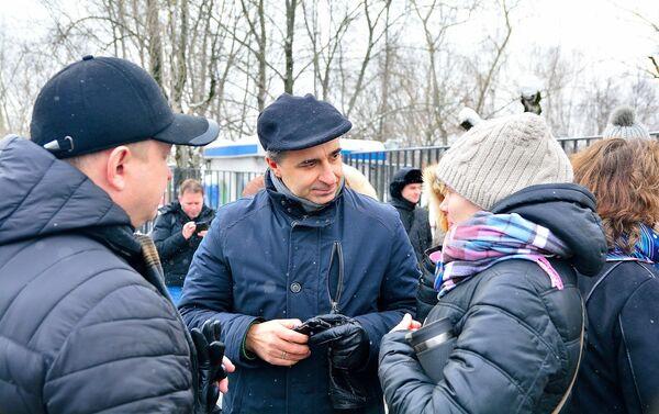 Dariusz Klechowski, dyrektor Instytutu Polskiego w Moskwie. - Sputnik Polska