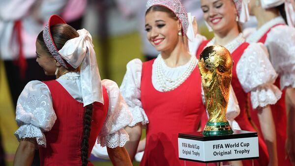 Puchar Świata FIFA - Sputnik Polska