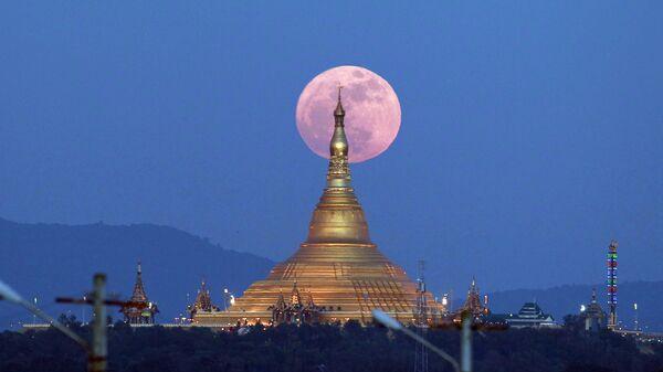 Naypyitaw, Mjanma - Sputnik Polska