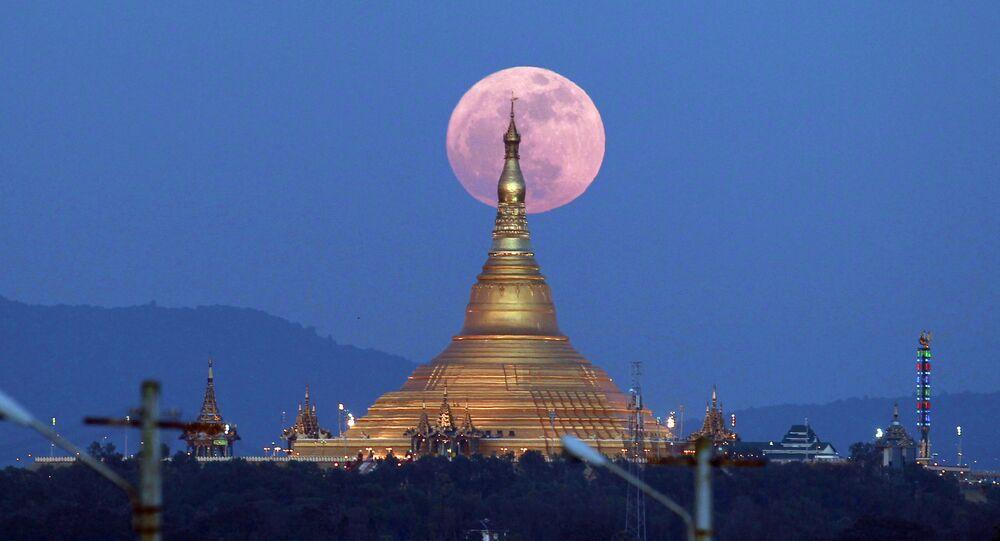 Naypyitaw, Mjanma