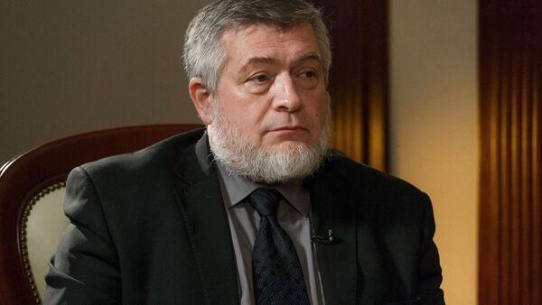 Izraelski publicysta i działacz społeczny Avigdor Eskin - Sputnik Polska