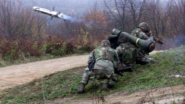 Przeciwpancerny system rakietowy Javelin - Sputnik Polska