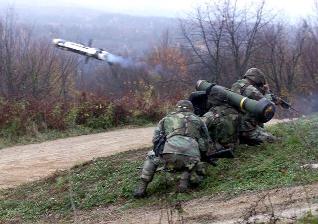 Przeciwpancerny system rakietowy Javelin