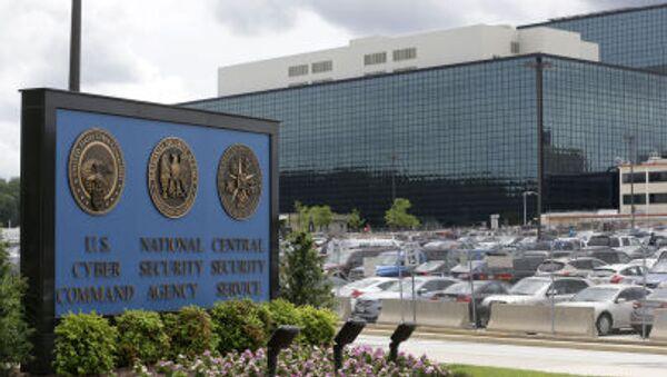 Siedziba Agencji Bezpieczeństwa Narodowego w Fort Meade w stanie Maryland - Sputnik Polska