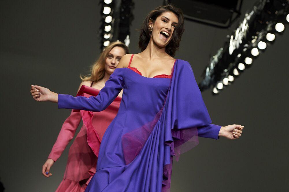 Tydzień mody w Londynie, kolekcja Marty Jakubowski