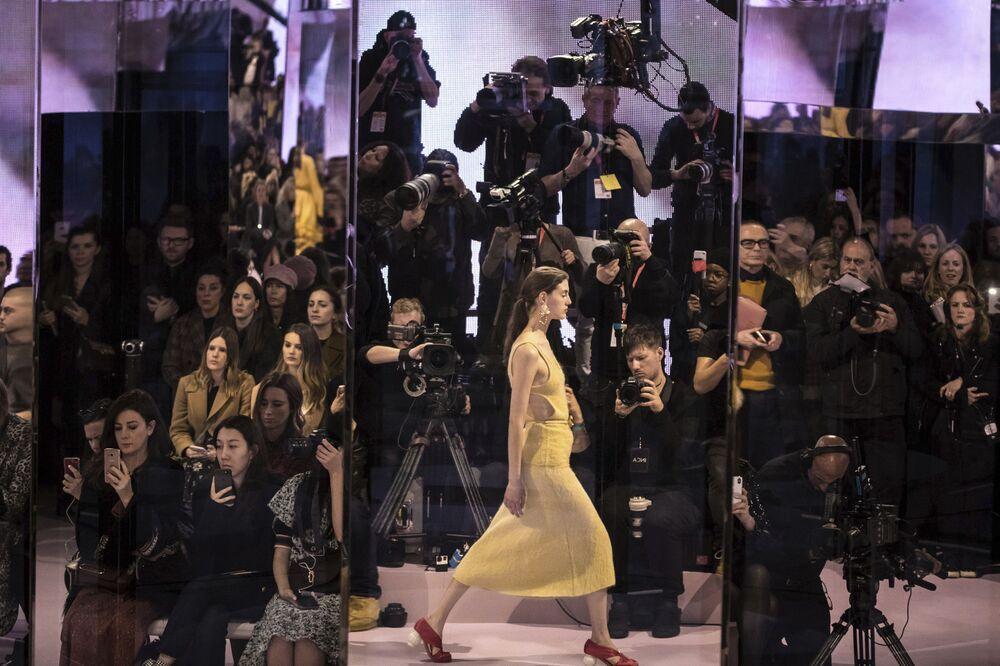 Tydzień mody w Londynie