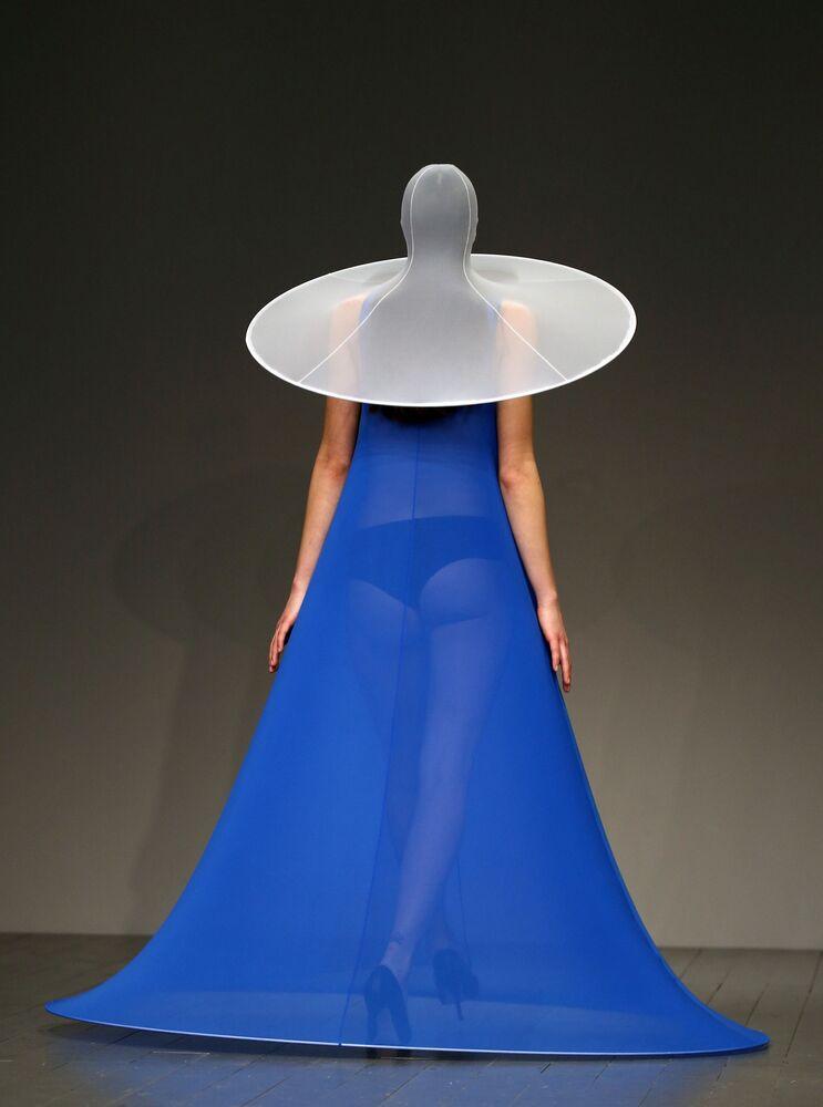 Tydzień mody w Londynie, pokaz Central Saint Martins