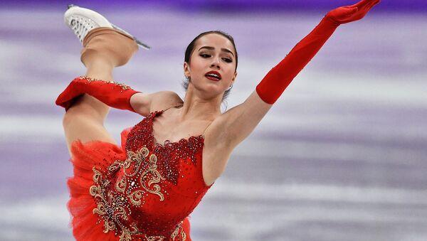 Alina Zagitowa - Sputnik Polska
