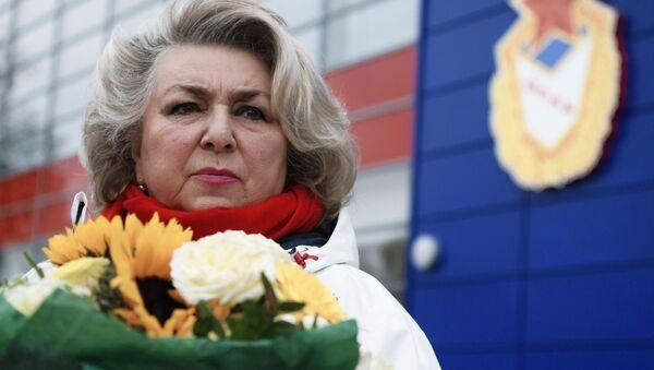 Trener w łyżwiarstwie figurowym Tatiana Tarasowa - Sputnik Polska