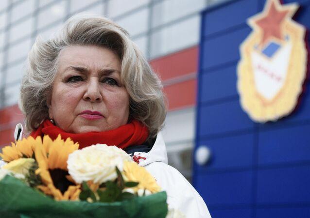 Trener w łyżwiarstwie figurowym Tatiana Tarasowa