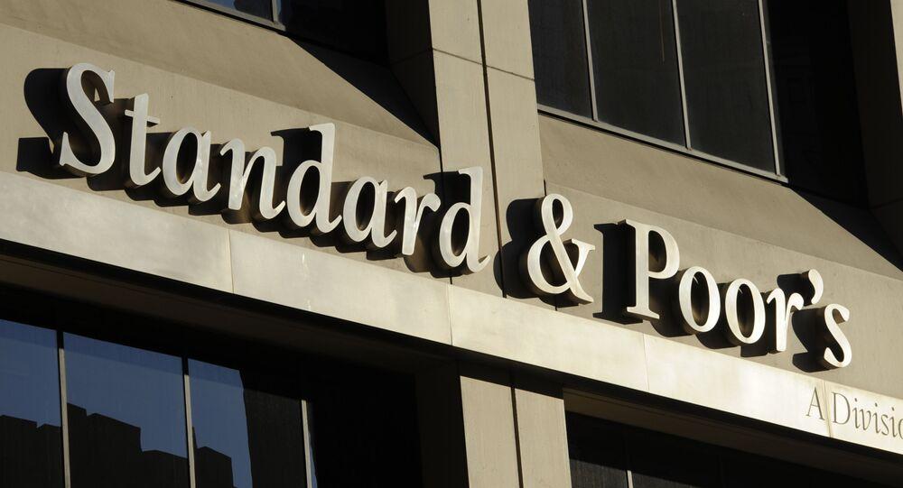 Siedziba agencji Standard & Poor's w Nowym Jorku