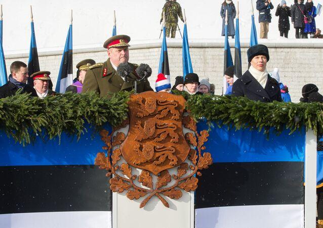 Obchody Dnia Niepodległości w Estonii