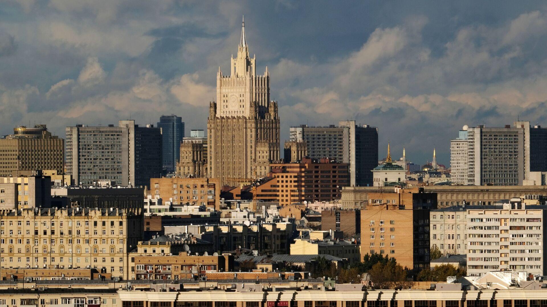 Budynek MSZ Rosji - Sputnik Polska, 1920, 13.07.2021
