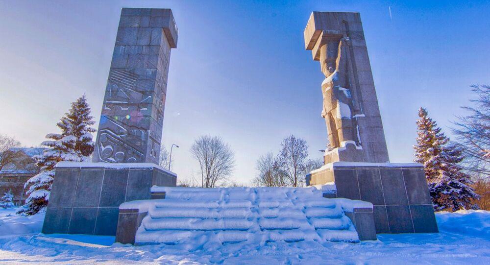 Pomnik Wyzwolenia Ziemi Warmińsko-Mazurskiej w Olsztynie
