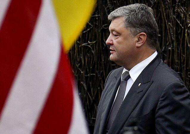 Wizyta prezydenta Ukrainy Petra Poroszenki w USA