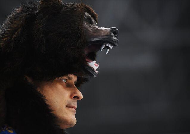 Olimpiada 2018, kibic Rosji