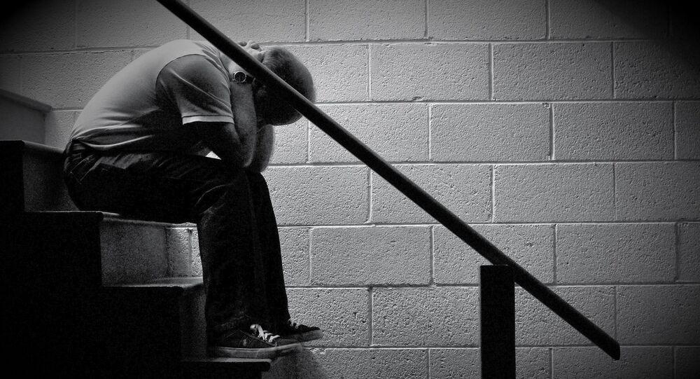 Trwała depresja kliniczna prowadzi do wyraźnych zmian w mózgu