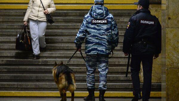 W Moskwie ewakuowano ponad 40 tysięcy osób - Sputnik Polska