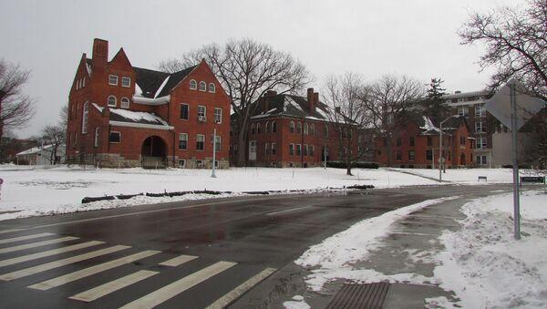 Na terenie Central Michigan University w Mount Pleasant padły strzały - Sputnik Polska