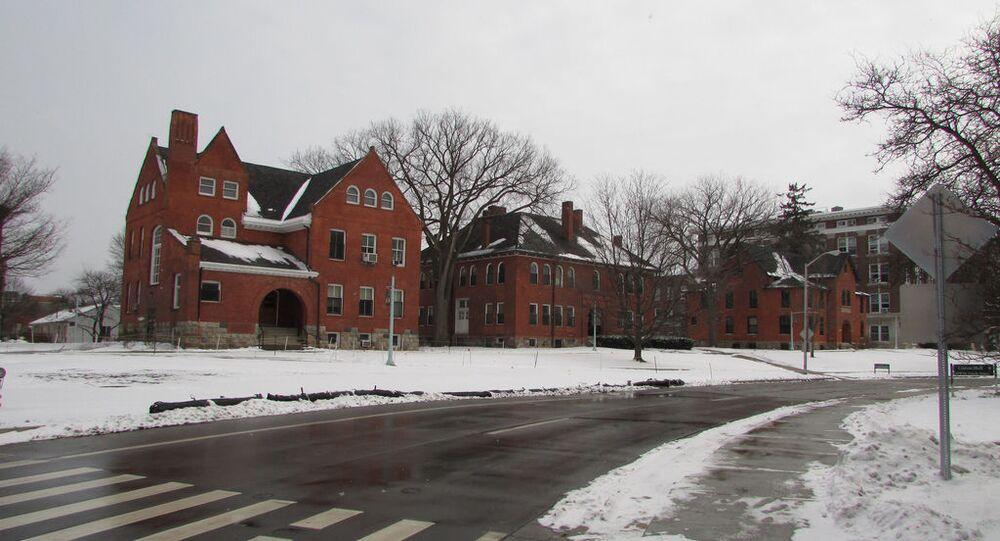 Na terenie Central Michigan University w Mount Pleasant padły strzały
