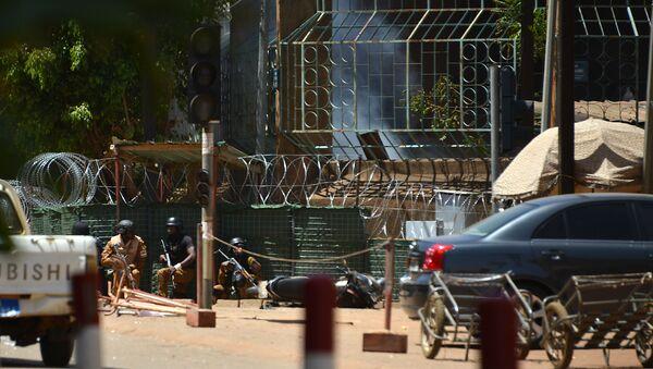 Zamach w Burkina Faso - Sputnik Polska