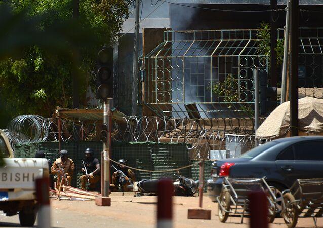 Zamach w Burkina Faso