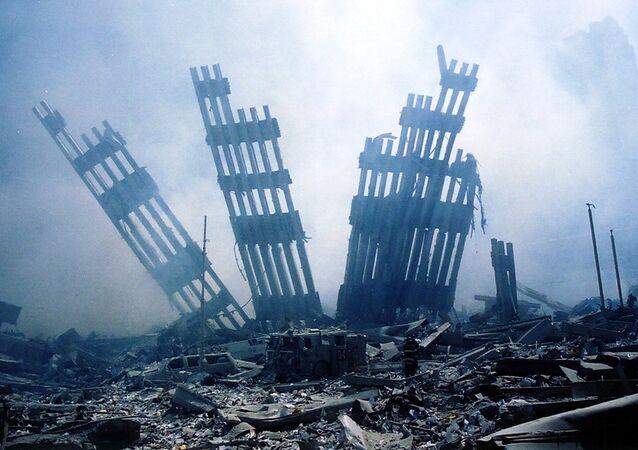 Skutki ataku terrorystycznego na World Trade Center w USA