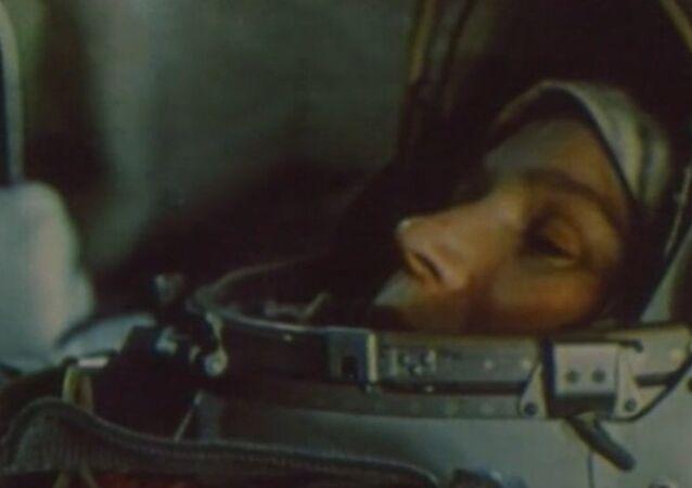 kosmonautka Walentina Tierieszkowa