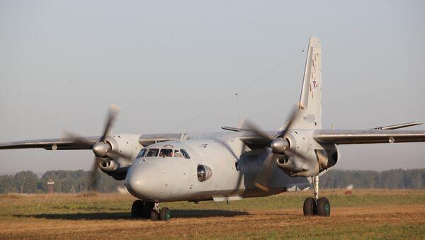 An-26 - Sputnik Polska