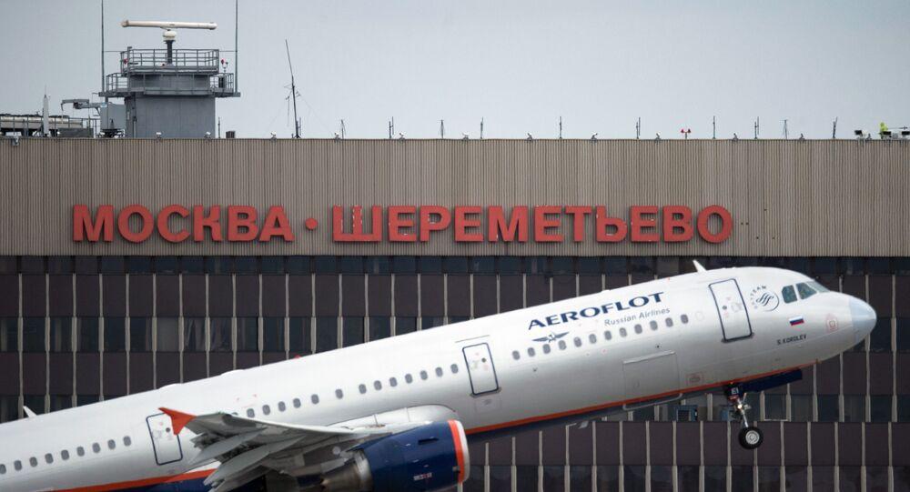 Lotnisko Moskwa-Szeremietiewo