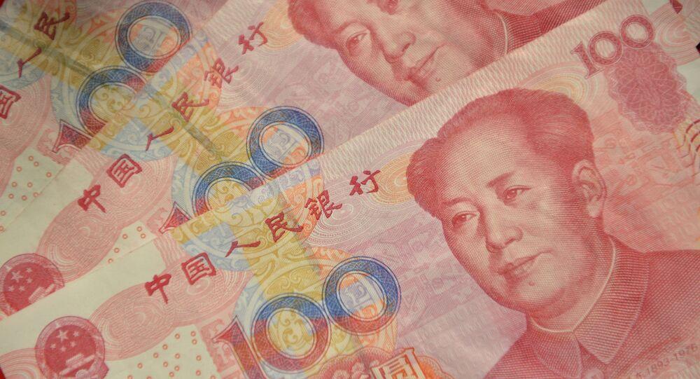 Chiński juan.