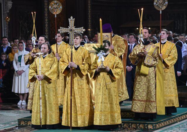 Moskiewscy duchowni