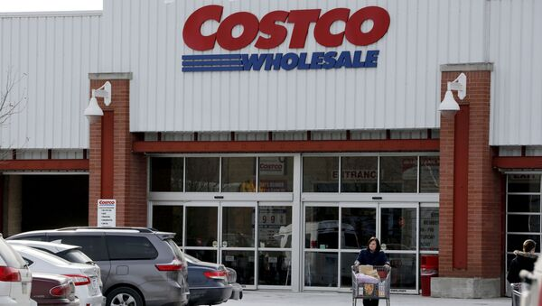 Supermarket sieci Costco - Sputnik Polska