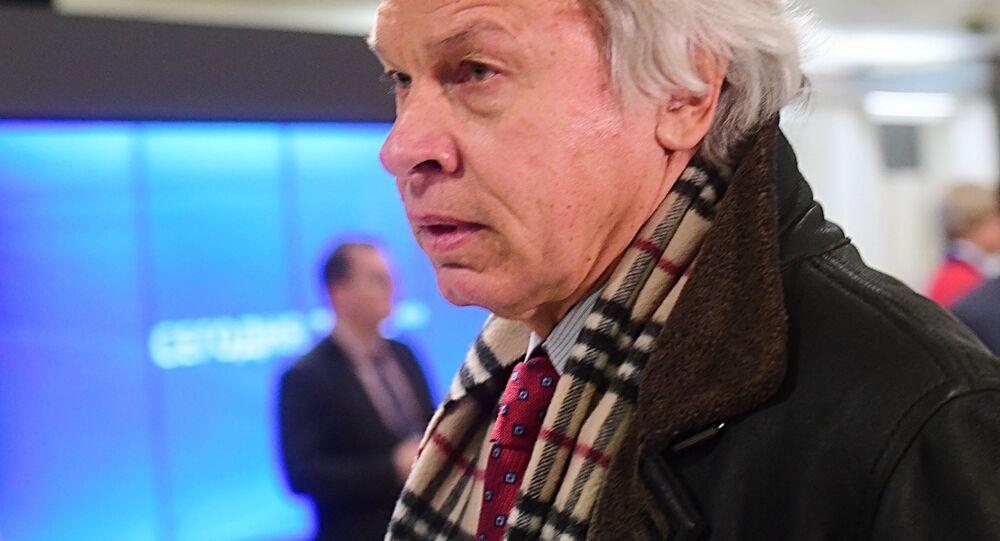 Członek Rady Federacji Aleksiej Puszkow