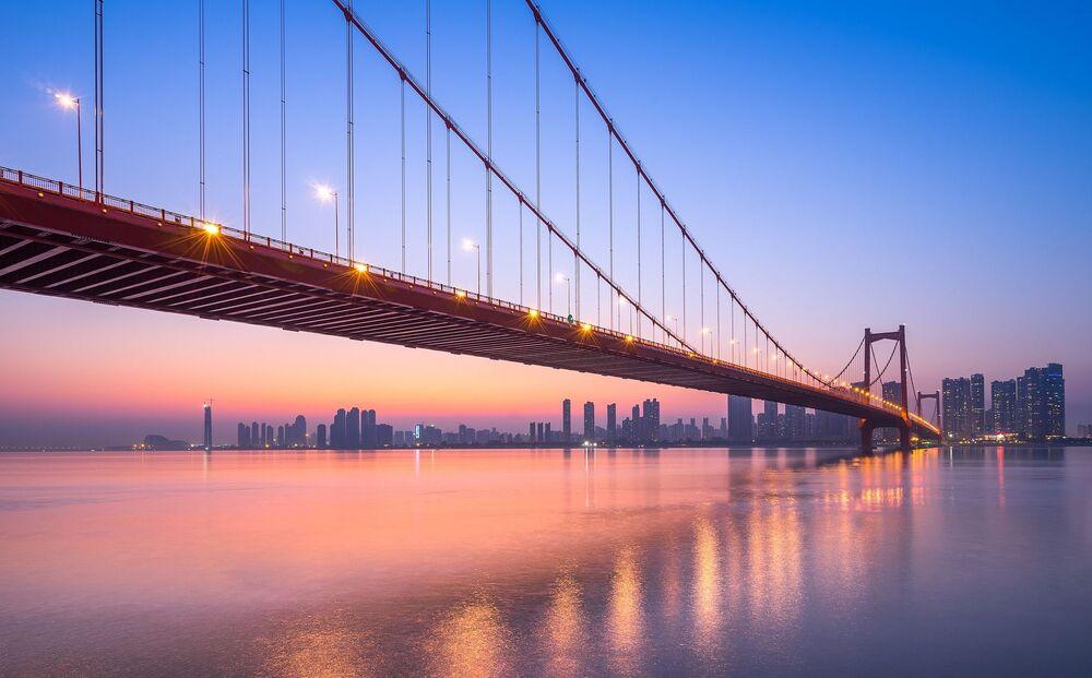 Jangcy – rzeka w Chinach