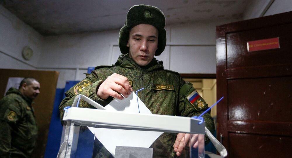 Rosjanie już głosują w wyborach prezydenckich