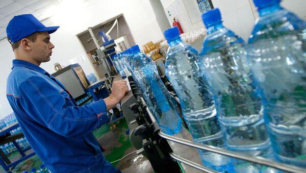 Produkcja wody mineralnej - Sputnik Polska