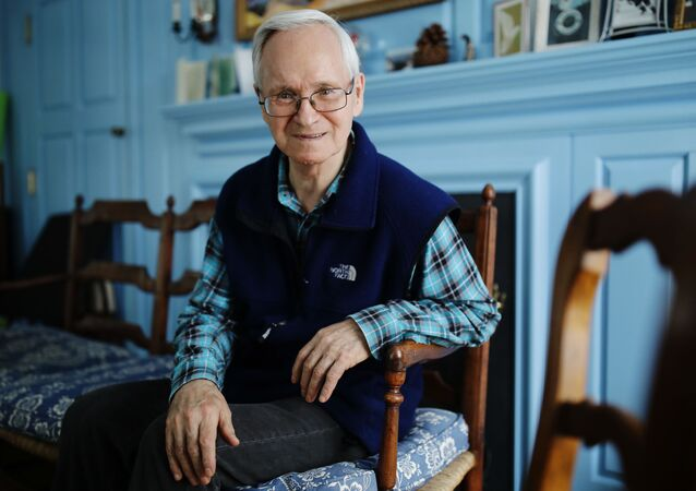 Wił Mirzajanow, rosyjski uczony, który pracował przy produkcji broni chemicznej typu Nowiczok