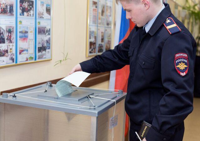 Wybory prezydenckie, Kamczatka