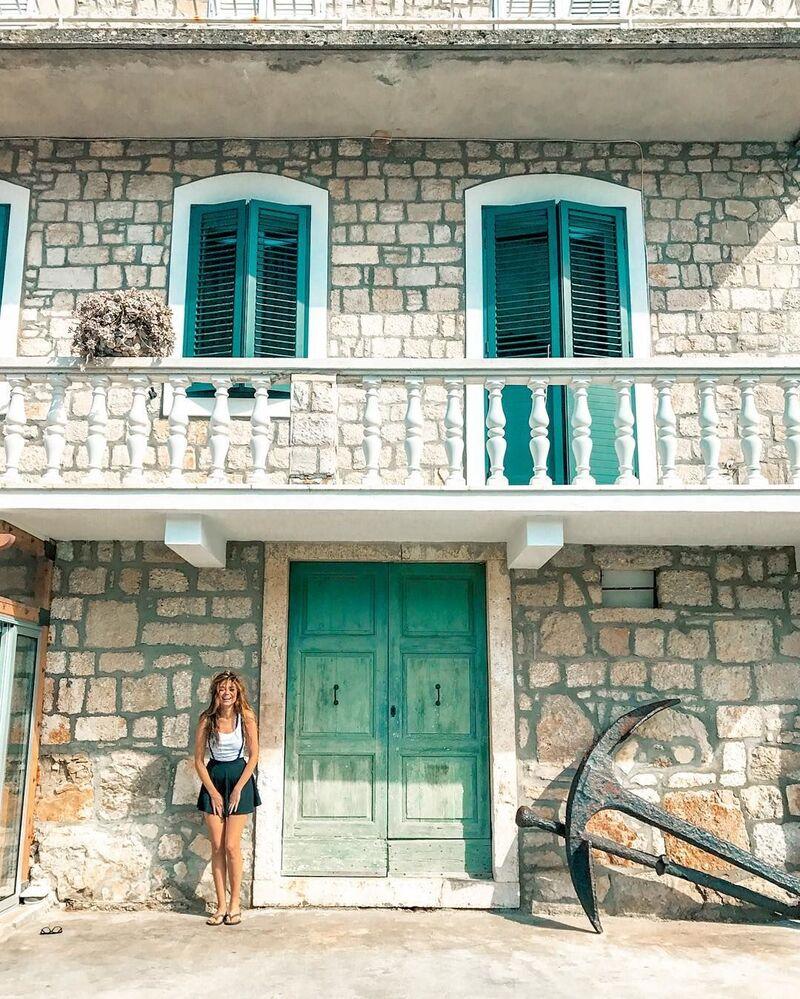Chorwacja - fotografia dla projektu Jak daleko od domu